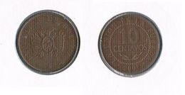Bolivia 10 Centavos  - 2001 - Bolivia