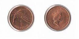 Saint Helena Island - 1 Penny - 1997 - Saint Helena Island