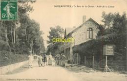 85 Noirmoutier, Bois De La Chaise, Allée De La Lande, Pension Bourgeoise Rousseau, Visuel Pas Courant - Noirmoutier