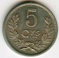 Luxembourg 5 Centimes 1924 KM 33 W273 - Luxembourg