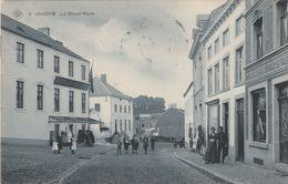 Jauche ( Orp ) , La Grand Route ,(  Jodoigne à Hannut ) SBP ,N° 9 ; Maison Vve Vlemincx - Ath