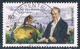 2019  250. Geburtstag Von Alexander Von Humboldt - Oblitérés