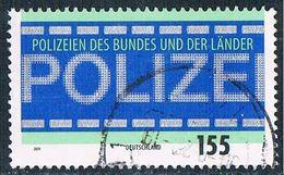 2019  Polizei Des Bundes Und Der Länder - Oblitérés