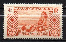 Col17  Colonie Océanie N° 97 Neuf X MH Cote 10,00€ - Ozeanien (1892-1958)