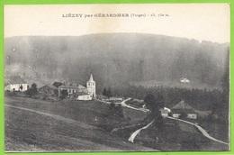 CPA 88 LIEZEY Par Gérardmer Vosges Alt. 730 M. - Autres Communes