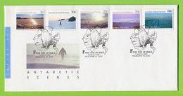 Australian Antartic Territory  1987,  FDC - FDC