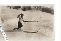 SKI En SUISSE 1935 - Sport Invernali