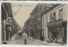 14-  2012 -  BAYEUX -  Rue Saint Jean - Bayeux