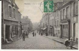 14-  2013 -  BAYEUX -  Rue Saint Jean - Bayeux
