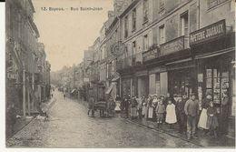 14-  2014 -  BAYEUX -  Rue Saint Jean - Bayeux