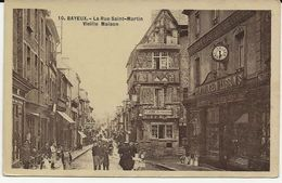 14-  2035 -  BAYEUX -  Rue Saint Martin - Bayeux