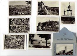 Petite Phochette 20 Photos - Italie Orvieto Panorama Cloche Cathédrale Squelette Homme Nu Tête De Mort Guitare Mandoline - Terni