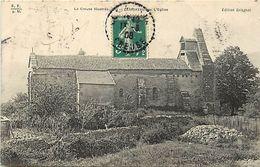 - Creuse -ref-A442- Clairvaux - L Eglise  - Série La Creuse Illustrée N° 5 - - Altri Comuni