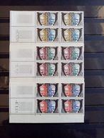 SERVICE.1960 à 1965. N°22.23.25. UNESCO . NEUFS++Coins Datés 61.Côte Yvert 13 € - Servicio