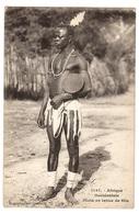 AFRIQUE OCCIDENTALE - Diola En Tenue De Fête - Ed. Collection Générale Fortier, Dakar - Senegal
