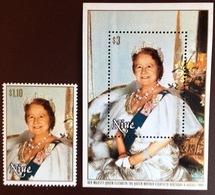 Niue 1980 Queen Mother MNH - Niue