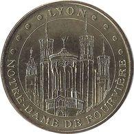 2013 MDP111 - LYON - Notre Dame De Fourvière 1 (La Basilique) / MONNAIE DE PARIS - Monnaie De Paris