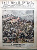 La Tribuna Illustrata 22 Aprile 1917 WW1 Battaglia Arras Esercito Canepa Caduti - Guerre 1914-18