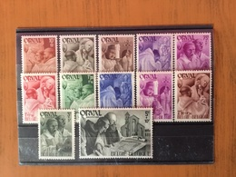 Quatrième Orval 556-567  * Et Deuil Reine Astrid 411-418 * - Belgique