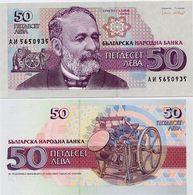 Mini-lotto Di 3 Banconote: Bulgaria P-101a + Croazia P-38b + Moldova P-8g - Non Classificati