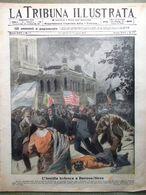 La Tribuna Illustrata 29 Aprile 1917 WW1 San Quintino Buenos Aires Croce Rossa - Guerre 1914-18
