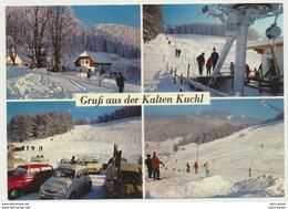 AK  Alpengasthof Zur Kalten Kuchl Mit Schneeberg Bei Rohr Niederösterreich - Autriche