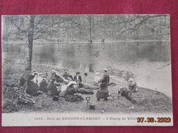 CPA - Bois De Meudon-Clamart - L'Etang De Villebon - Meudon
