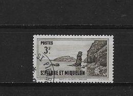 Saint Pierre Et Miquelon Yv. 185 O. - St.Pierre Et Miquelon