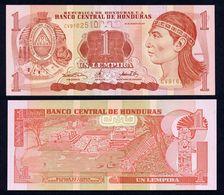 HONDURAS : 1 Lempira  2001 -  P84b  - UNC - Honduras