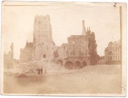 Grande Guerre 1914-1918 - Arras Bombardé Bombardée - Photo - Guerra, Militari