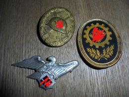 Lot D Insignes Originaux Allemand 39/45 - 1939-45