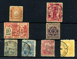 Marruecos (locales. Años 1893-97 - España