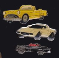 65430-Lot De 3 Pin's.Automobile.voiture. - Pin