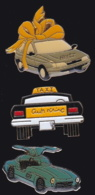 65436-Lot De 3 Pin's.Automobile.voiture. - Pin