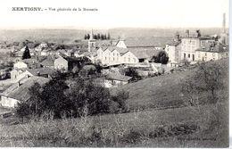 XERTIGNY  -  Vue Générale De La Brasserie - Xertigny