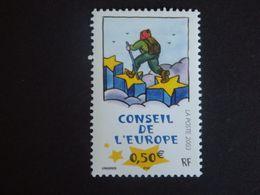 Service N°126 - 0€50 Tomi Ungerer - Gomme D'origine - Dentelé 13 - LUXE** - Neufs