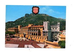 Carte Monaco Palais Cachet Sur Verne Carmen Palais - Palacio Del Príncipe
