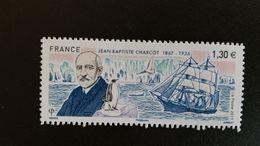 France Timbre NEUF  N° 5140 - Année 2017 -  Jean-Baptiste Charcot (Explorateur) Et Son Bateau Le Pourquoi-Pas - France