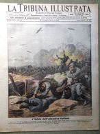 La Tribuna Illustrata 27 Maggio 1917 WW1 Ernesto Ferrero Flotta Stati Uniti Pace - Guerre 1914-18