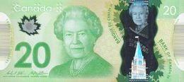 Canada P.108 20 Dollars 2012  Unc - Canada