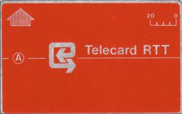 RTT D3 (1979) L&G Alcatel N° BO 084310, TOPcondition, RRR, Catalog 50 Euro - Belgium