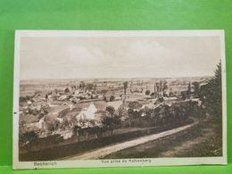 Beckerich, Vue Prise Du Kahlenberg - Cartes Postales