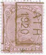 OCVB 2527 Pos B  ATH 1921 - Préoblitérés