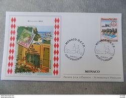 FDC MONACO 2011 : Monacophil 2011 - FDC