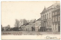 Beveren Waes - Zicht Der Markt - 1902 - Beveren - Waas - Beveren-Waas
