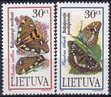 LITAUEN 1995 Mi-Nr. 589/90 ** MNH - Lithuania