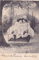 Cpa-illustrateur -Charles Scolik--couple Femmes Lesbiennes / Lesbian Women-vienne -n°850 - Scolik, Charles