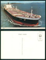 BARCOS SHIP BATEAU PAQUEBOT STEAMER [BARCOS # 02723 ] - TITAN TANKER - Pétroliers