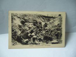 VERDUN LE RAVIN DE LA MORT UNE TRANCHÉE CPA EDIT SOMMET - War 1914-18
