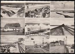 D-25969–25980 Westerland - Insel Sylt - Bäderbus Am Bahnhof - Eisenbahn - Train - Sylt